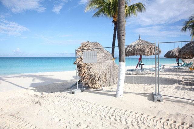 Beach Conditions - November 1, 2011