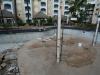 Pool repairs - October 11, 2011