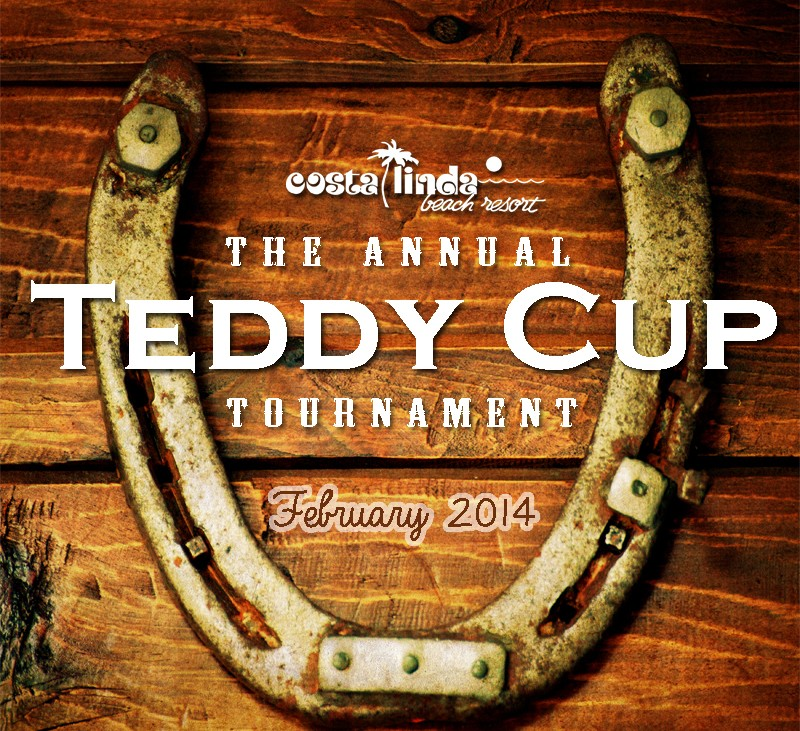 The Annual Teddy Cup Tournament at Costa Linda Beach Resort
