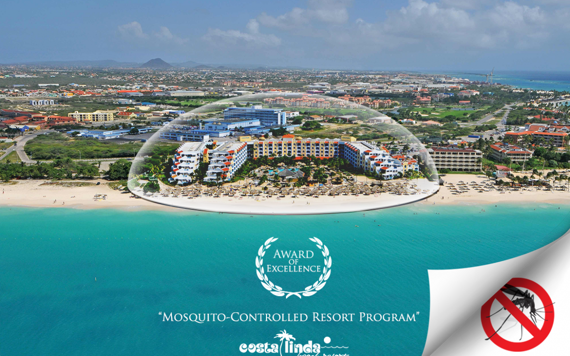 Costa Linda Beach Resort Wins the Award of Excellence