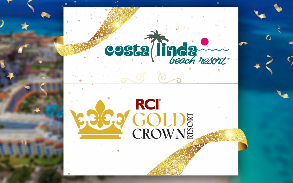 Costa Linda Beach Resort receives RCI Gold Crown Property Designation