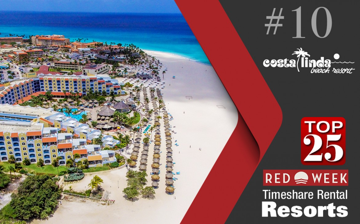 The Top 25 timeshare rental resorts for 2017