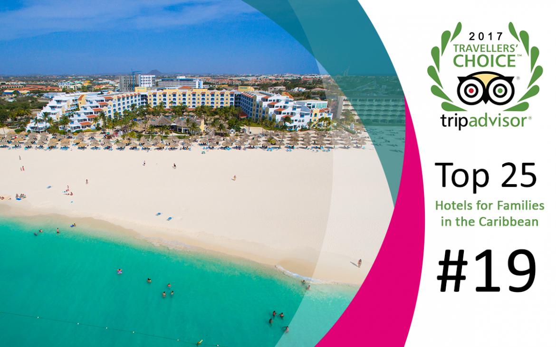 Costa Linda won the prestigious TripAdvisor Traveler's Choice Award 2017