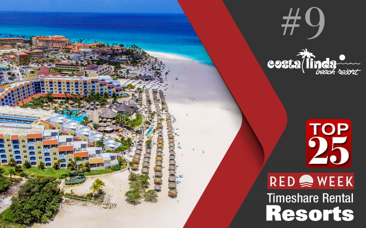 The Top 25 timeshare rental resorts for 2018