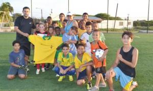 Brazil Jrs Soccer Team